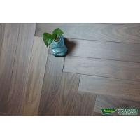 Wholesale American Walnut Herringbone engineered wood flooring  American walnut parquet from china suppliers
