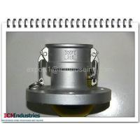 Wholesale hot sale high quality low price flanged Stainless steel Camlock quick coupling type FLC from china suppliers