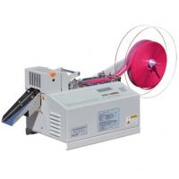 Automatic Velcro Tape Cutting Machine LM-616(cold knife) Application Professional cutting Velcro.