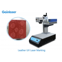 Buy cheap AC110V 0.02mm Scanner Portable Laser Etching Machine from wholesalers
