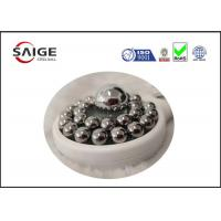 Wholesale Round Solid Chrome Steel Balls 3/16 Inch Chromium Steel Balls 4.7625mm Diameter from china suppliers