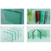 China Float Laminated Safety Glass 6.38 Mm-42.3 Mm Thickness Air / Argon Insulating wholesale