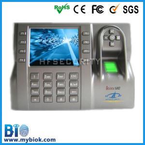 Wholesale 8000 User Capacity Fingerprint Time & Attendance Machine BIO-Iclock580 from china suppliers