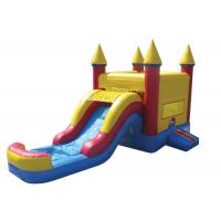 Wholesale Giant Outdoor Games Inflatable Bouncer Combo Bouncer House With Slide Waterproof from china suppliers