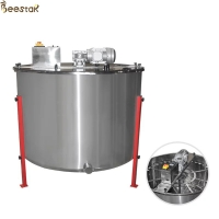 Wholesale 48 Frame bee automatic centrifugal honey extraction machine beekeeping electric Stainless Steel Honey Extractor from china suppliers