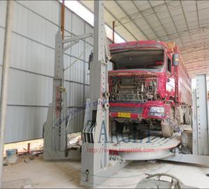 Truck collision repair chassis straightener / Repair straightener TG-3000