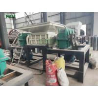 Wholesale Wood Pallet Recycling Dual Shaft Shredder SKD-11 Blade Material Highly Durable from china suppliers