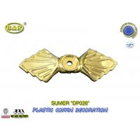 Wholesale DP026 Casket And Coffin Accessories Screw Bracket Accessorios Para Ataudes 3.2*9.3 Cm from china suppliers