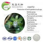 Wholesale Natural vanilla bean extract vanillin(3-Methoxy-4-Hydroxybenzaldehyde) from china suppliers