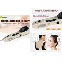 Wholesale Low Frequency Electronic Acupuncture Pen With 3 Replaceable Probes 1-10 Intensity from china suppliers