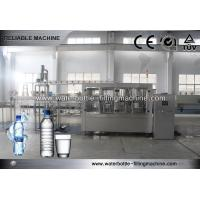 Wholesale Automatic Mineral Water Bottle Filling Machine / Equipment For Soda Water from china suppliers