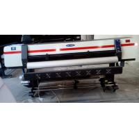 Buy cheap Best price of 1.8m large format eco solvent printer from wholesalers