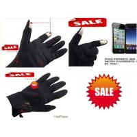 Wholesale Outdoor touch screen gloves from china suppliers