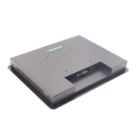 Wholesale HDMI VGA Interface 8'' 10'' 12'' 15'' Industrial Rugged Capacitive Touch Monitor 1000cd/M2 from china suppliers