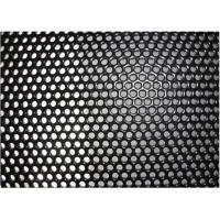 Buy cheap Square Hole Perforated Stainless Steel Plate , Length 1m Perforated Mesh Sheet from wholesalers