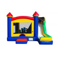 Wholesale Bounceland Ultimate Combo Bounce House , Amusement Park Kids Inflatable Jumper from china suppliers