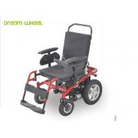 China Handicap Electric Lightweight Mobility Scooter 4 Wheel Drive Power Wheelchair 70Kgs on sale