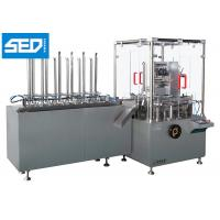 China Auto Vertical Cartoning Machine For Powder Sachet Packing Application on sale