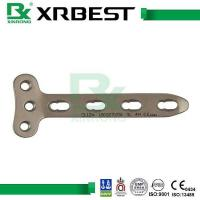 China Distal Radius Medial Compression orthopedic implants of Small Bone Locking Plate in XRBEST wholesale