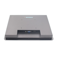 Wholesale 12.1'' 1024x768 Square Panel 1000nits Sunlight Readable Embedded PCAP Touch Monitor from china suppliers