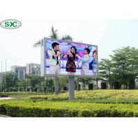 Buy cheap Otudoor P6 full color led billboard outdoor advertising display screen from wholesalers