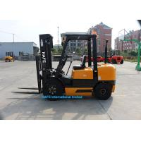 Wholesale Powershift 3.5T Diesel Forklift Truck 3 Stage 4.5m Mast With Forklift Angle Broom from china suppliers