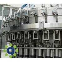 China PET bottles soda water, energy drinks carbonated beverage filling machine equipment wholesale