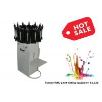 Wholesale Semi Manual Paint Dispenser, Paint Tint Dispenser With 12 / 16 Canisters from china suppliers