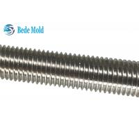 Wholesale Durable Stainless Steel Threaded Bar DIN 975 M18 ~ M24 1000mm Length Long Lifespan from china suppliers