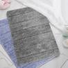 Buy cheap OEKO-TEX Indoor Floorhigh Pile Tufted Bath Mat Solid Color from wholesalers