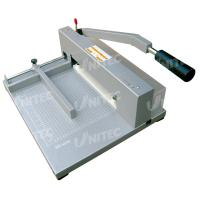 Wholesale Manual Paper Cutting Machine , Electric Paper Cutters Heavy Duty XD-320 from china suppliers