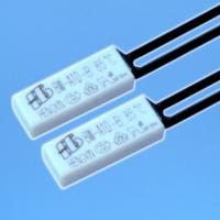 Wholesale 125V / 250V lighting thermal overload bimetal switch protector thermally protected motor from china suppliers