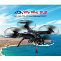 X5SW WIFI FPV Real-Time RC Drone 2.4G 4CH Headless RC Quadcopter Camcorder W/ HD Camera