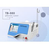 China 30W Portable 980 nm Diode Laser Machine for Red Blood Removal Touch Screen wholesale
