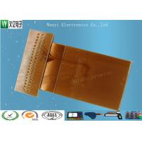 Wholesale PI Stiffener FR4 Rigid Flex Circuits Flexible Printed Circuit Film 0.27mm -0.36mm Thickness from china suppliers