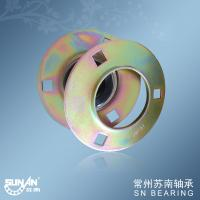 Wholesale Pressed Steel Ball Bearing Unit For Metallurgy PF207 , Medical Bearing from china suppliers