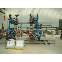 Buy cheap Vertical Four-head Welding Machine from wholesalers