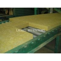 Wholesale Rockwool Fireproof Insulation Roof Panel / Fireproof Glass Wool Insulation from china suppliers