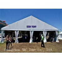 Wholesale PVC Coat Fabric Outdoor Party Tents With Hard Pressed Extruded Aluminum Alloy from china suppliers