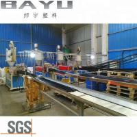 Buy cheap Plastic Bar Extrusion Mini Extruder Machine For Thermal Break Aluminum Profile Making from wholesalers