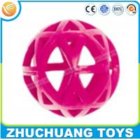 Wholesale plastic hollowed ball pets toys and accessories for dog from china suppliers