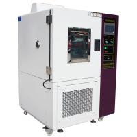 China Programmable Environmental Simulation Test Chamber , Humidity Range 10% ~ 98% RH, Temperature Range -70 °C~150 °C on sale