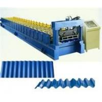 Wholesale 5.5kw 18groups Roofing Sheet Roll Forming Machine with + /- 0.5mm Cutting Length Tolerance from china suppliers