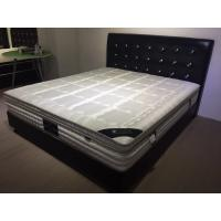 Wholesale Multi Size Fireproof Euro Top Mattress Topper Vacuum Compressed Packaging from china suppliers