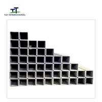 Wholesale Q345B Square Hollow Section Custom Length Wall Thickness For Industrial Purpose from china suppliers