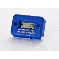 Wholesale Marine and Motorcycle LCD Waterproof Digital Tach Small Engine Vibration Hour Meter from china suppliers
