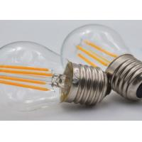 Wholesale Warm White Filament LED Bulb 2700K-6500K 4W E14 Lower Power Consumption from china suppliers