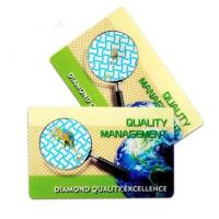 Wholesale 3D LENTICULARR PRINTING CAD Wholesale 3D lenticular pocket calendar card/ID card/business card from china suppliers