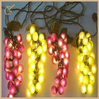 Grape String Party Lights : holiday decoration led string lights-led grape lights of gvled