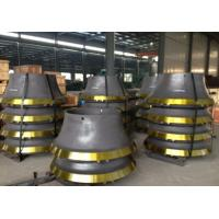 China High Cr Cast iron Crusher Wear Parts wholesale